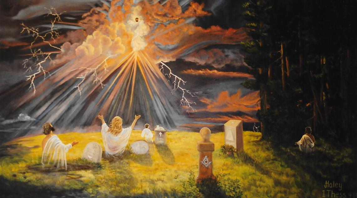 Resurrection of the Righteous Dead